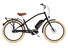 Electra Townie Go! 8i - Vélos de ville électriques Homme - noir